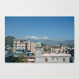 Pokhara Canvas Print