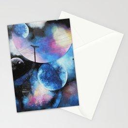 Stellar parallax Stationery Cards