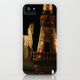 Guarding the Tower iPhone Case