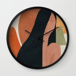 Born Again Wall Clock