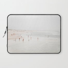 At the Beach (two) Laptop Sleeve