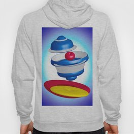 3D Forms & Colors Hoody