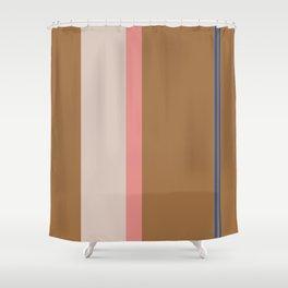 color pallete Shower Curtain