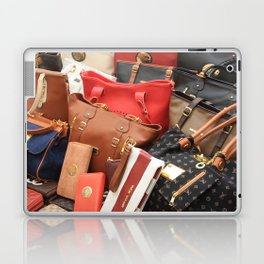 Women's Designer Handbags Laptop & iPad Skin