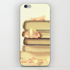 She Wrote Stories and Kept Them Quietly in Her Heart iPhone & iPod Skin