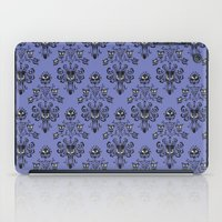 haunted mansion iPad Cases featuring Phantom Manor - Haunted Mansion by Katikut