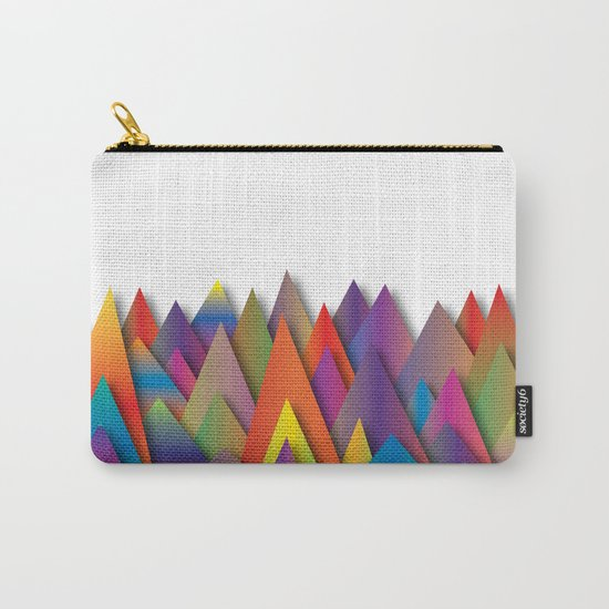 Mountains Of Harmoni Carry-All Pouch
