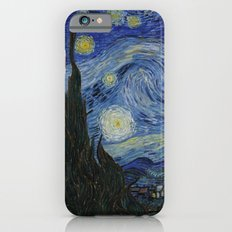The Starry Night iPhone 6 Slim Case