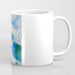 Blue Study Coffee Mug