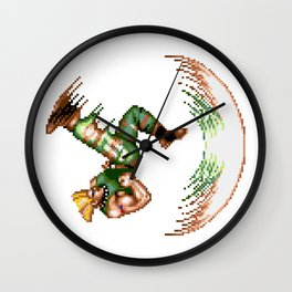 Guile Wall Clock