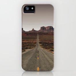 Run Forrest iPhone Case