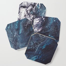 Icy crust Coaster