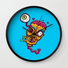 Zomb-Eye Wall Clock