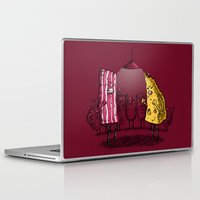 the breakfast club Laptop & iPad Skins featuring Breakfast Club by Salih Gonenli