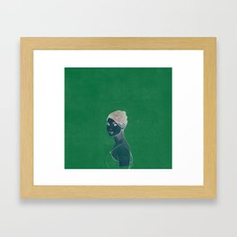 Kruc Framed Art Print