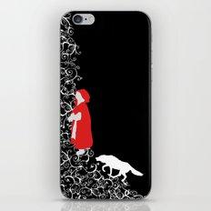 Little Red - Dark iPhone & iPod Skin