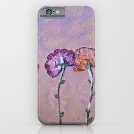 My Grandma's Garden iPhone Case