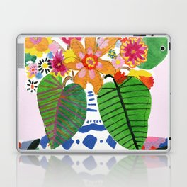 Abstract Flower Bouquet Laptop & iPad Skin