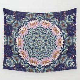 Shaping Realities (Mandala) Wall Tapestry