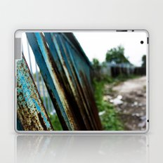 Blue Bars Laptop & iPad Skin