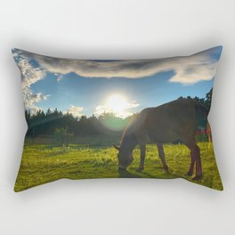 Relaxation Rectangular Pillow