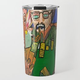 EL BUFON Travel Mug