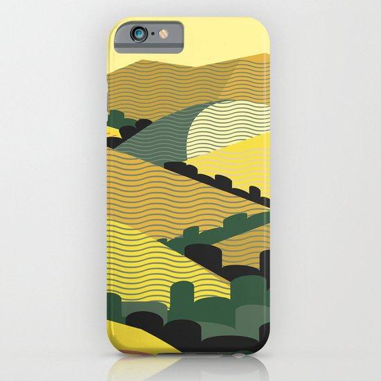 California Hills iPhone & iPod Case