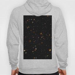 Beautiful Universe Ultraviolet Deepfield Galaxy Universe Star Map Hoody