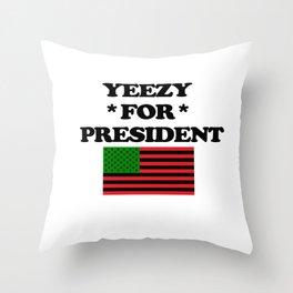 Presidency Throw Pillow