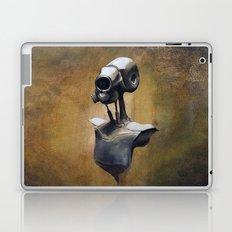 robot portait  Laptop & iPad Skin