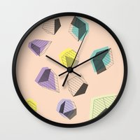 play Wall Clocks featuring Play  by Leandro Pita