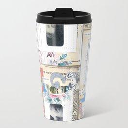life encouraged Travel Mug