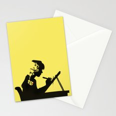 Quarry to be Mined Stationery Cards