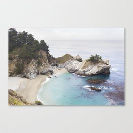 McWay Falls in Big Sur Canvas Print