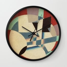Construction of Delirium Wall Clock