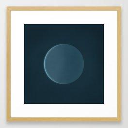 Creation: Day 1 Framed Art Print