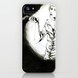 +...The Wrong Hand...+ iPhone Case