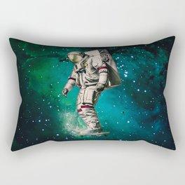 Space Ride Rectangular Pillow