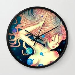 Atemlos Wall Clock