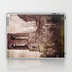 Church in ruins Laptop & iPad Skin