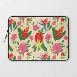 Tropical afternoon Laptop Sleeve