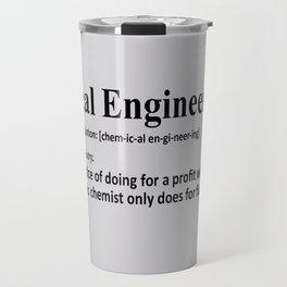 Chemical Engineering Travel Mug