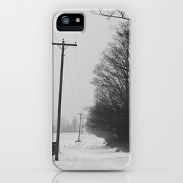 12.15.13 Hydro Field iPhone Case