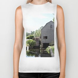 The Water Wheel Biker Tank