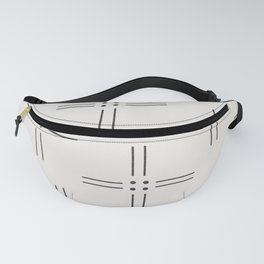 Worn Dots + Lines Fanny Pack