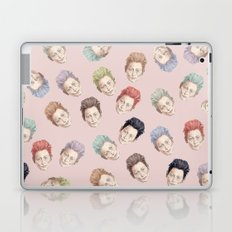 Tilda Heads and Hair Colors Laptop & iPad Skin