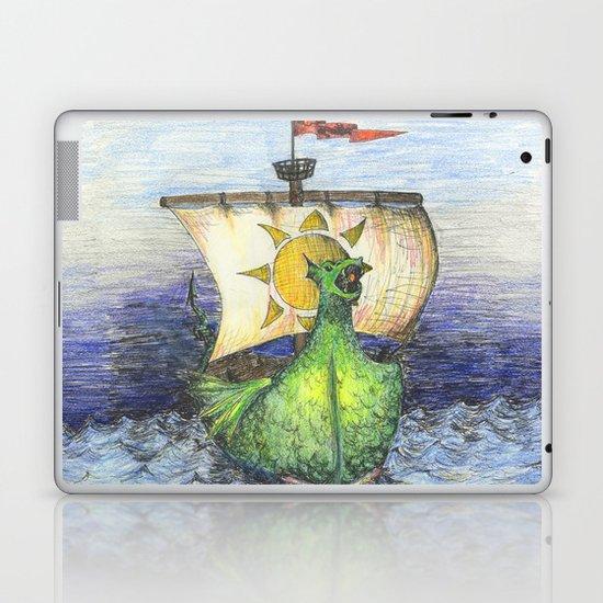 Into the Dawn Laptop & iPad Skin