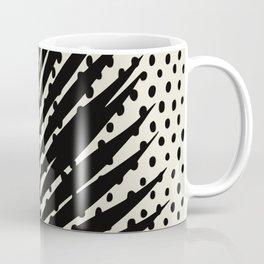 Minimal palm leaf art Coffee Mug