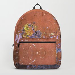 Pumpkin Burst Backpack