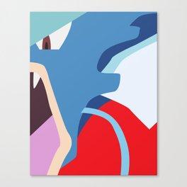 Close Up Art - Gya Canvas Print